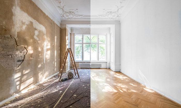 Umbau von Immobilien: aus ALT wird NEU