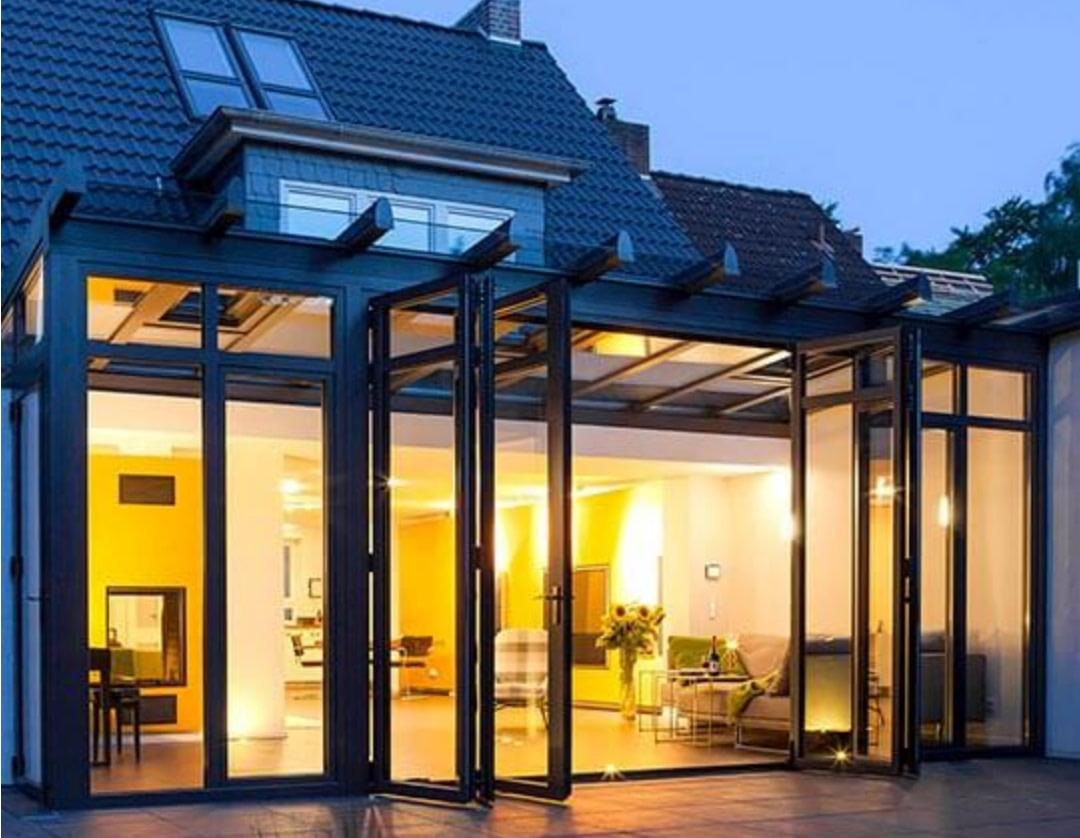 TraumZuhause Wohnraumerweiterung mit Wintergärten